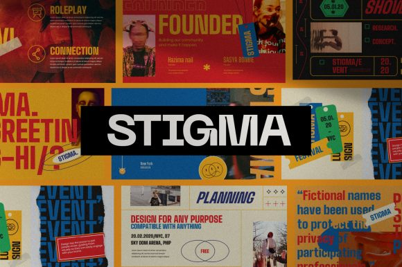 STIGMA //  PRESENTATION