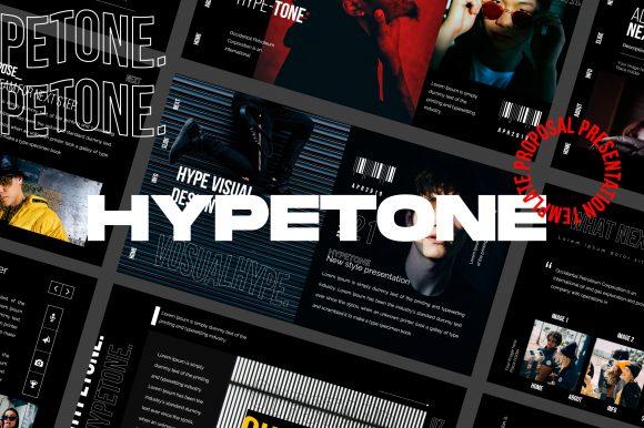 HYPETONE //  PRESENTATION