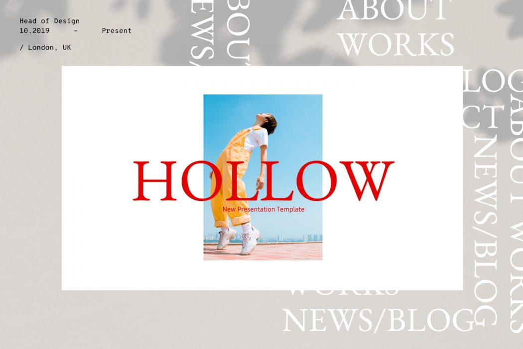 HOLLOW //  PRESENTATION