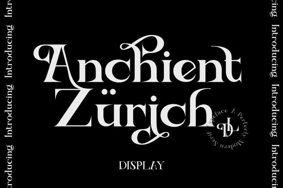 Ancient Zurich