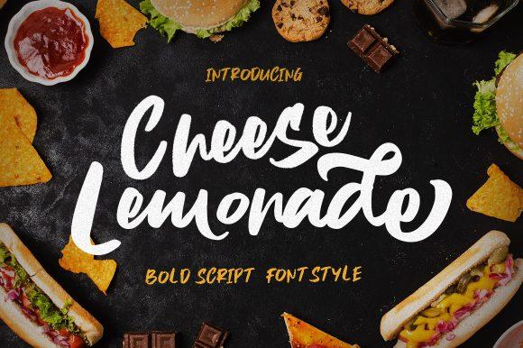 Cheese Lemonade
