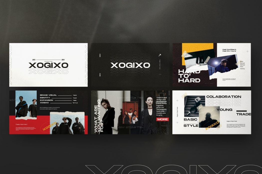 XOGIXO //  PRESENTATION