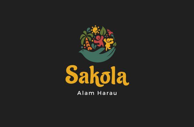 Sakola Alam Harau – Brand Identity